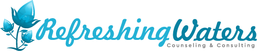 Refreshing Waters Counseling Logo