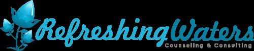 Refreshing Waters Counseling Logo